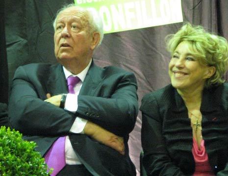 Jean Claude Gaudin & Maryse Joissains