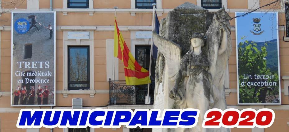 Un 4e candidat surprise se déclare pour les MUNICIPALES 2020 de Trets