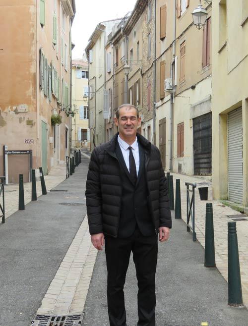 Pascal Chauvin s'exprime sur l'insécurité à Trets, dans un communiqué