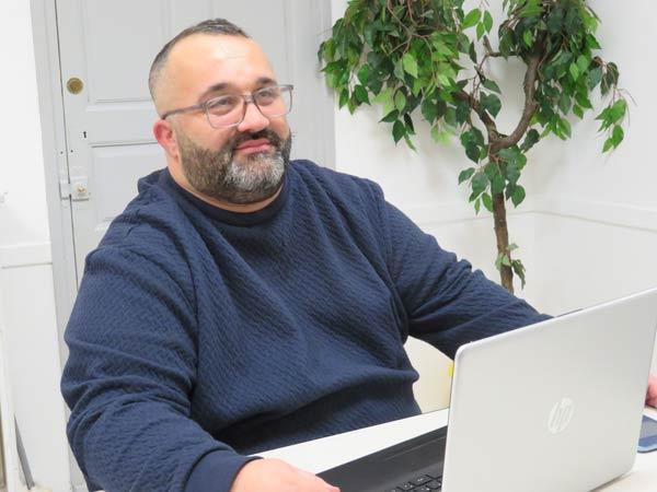 Pascal Speter se confie dans La Presse sur sa liste, son programme, sa candidature….