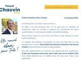 Pascal Chauvin justifie & explique ses soutiens politiques, tout en taclant 2 de ses adversaires