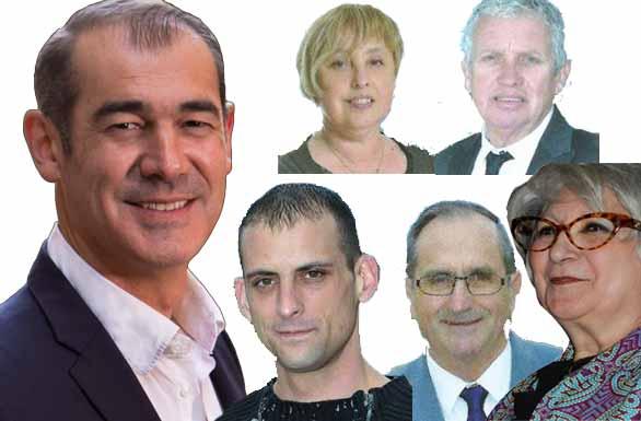 Les anciens élus démissionnaires réitèrent leur soutien à Pascal Chauvin !