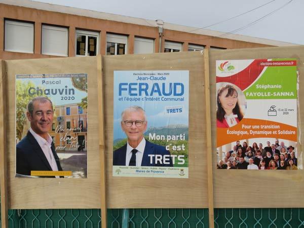 Les candidats annulent les meetings des Municipales, MAIS le font en 2.0 ……. [+ Communiqués] [MAJ 12/3]