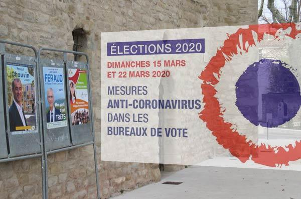 MUNICIPALES 2020 : Toutes les infos pratiques & mesures spéciales prises par la mairie pour le vote