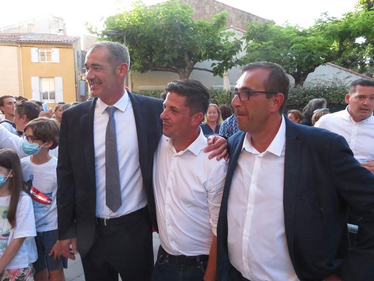 Pascal Chauvin élu maire, quelle va être la composition du nouveau conseil municipal désormais ?