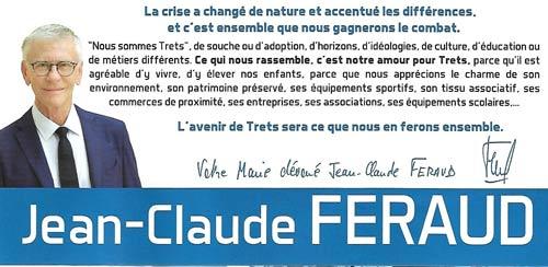 Jean-Claude Feraud revient sur son bilan, gestion de la crise & son programme du 2e Tour
