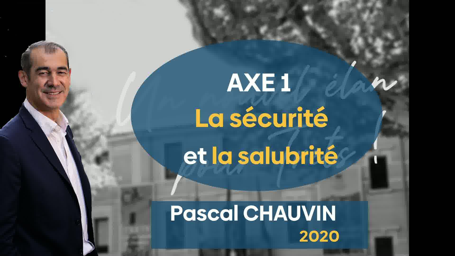 Pascal Chauvin dévoile ses 3 clips programme en diverses thématiques