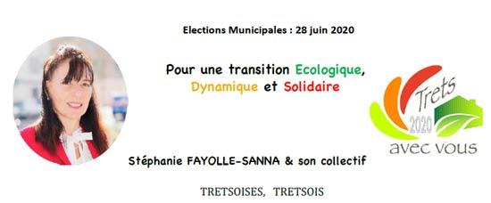 Stéphanie Fayolle dévoile son 1er tract du 2e tour et ses nouvelles propositions post pandémie