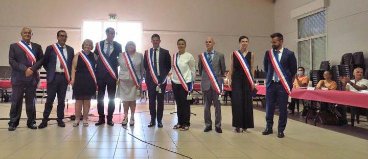 Pascal Chauvin élu Maire de Trets, au 1er conseil de la mandature, désigne ses adjoints, pour un démarrage dans la «sérénité» et envoyant un message fort aux employés !